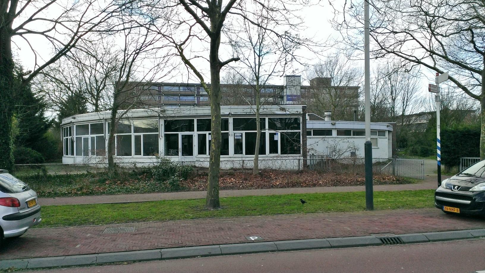 buurthuis SamenInDeBuurt Haarlem Schalkwijk