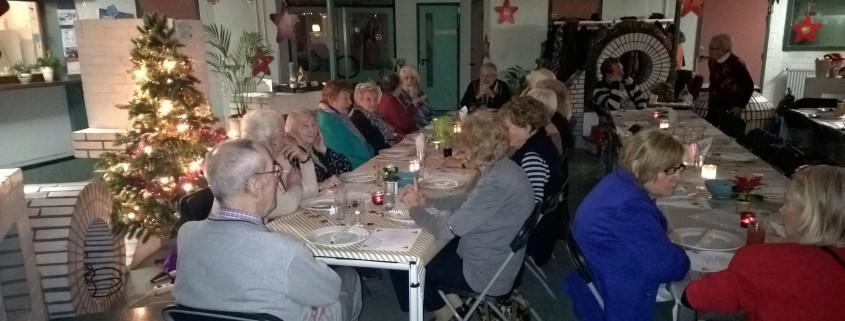 kerst buurtcentrum Haarlem