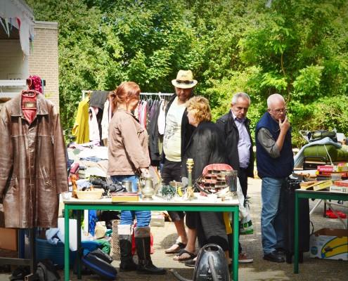 parkinson vereniging rommelmarkt meerwijk schalkwijk sept 2014