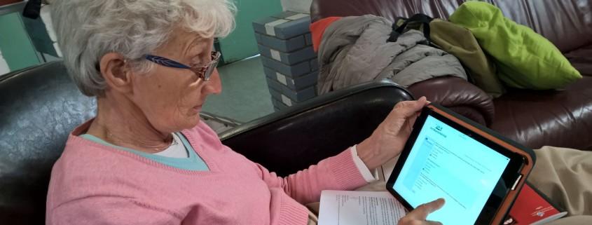 tablet ipad cursus samenmetdebuurt