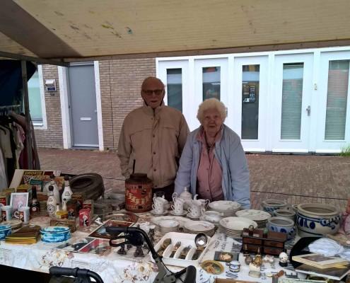 oud echtpaar ouderen oude mensen actief haarlem schalkwijk buurthuis samenmetdebuurt
