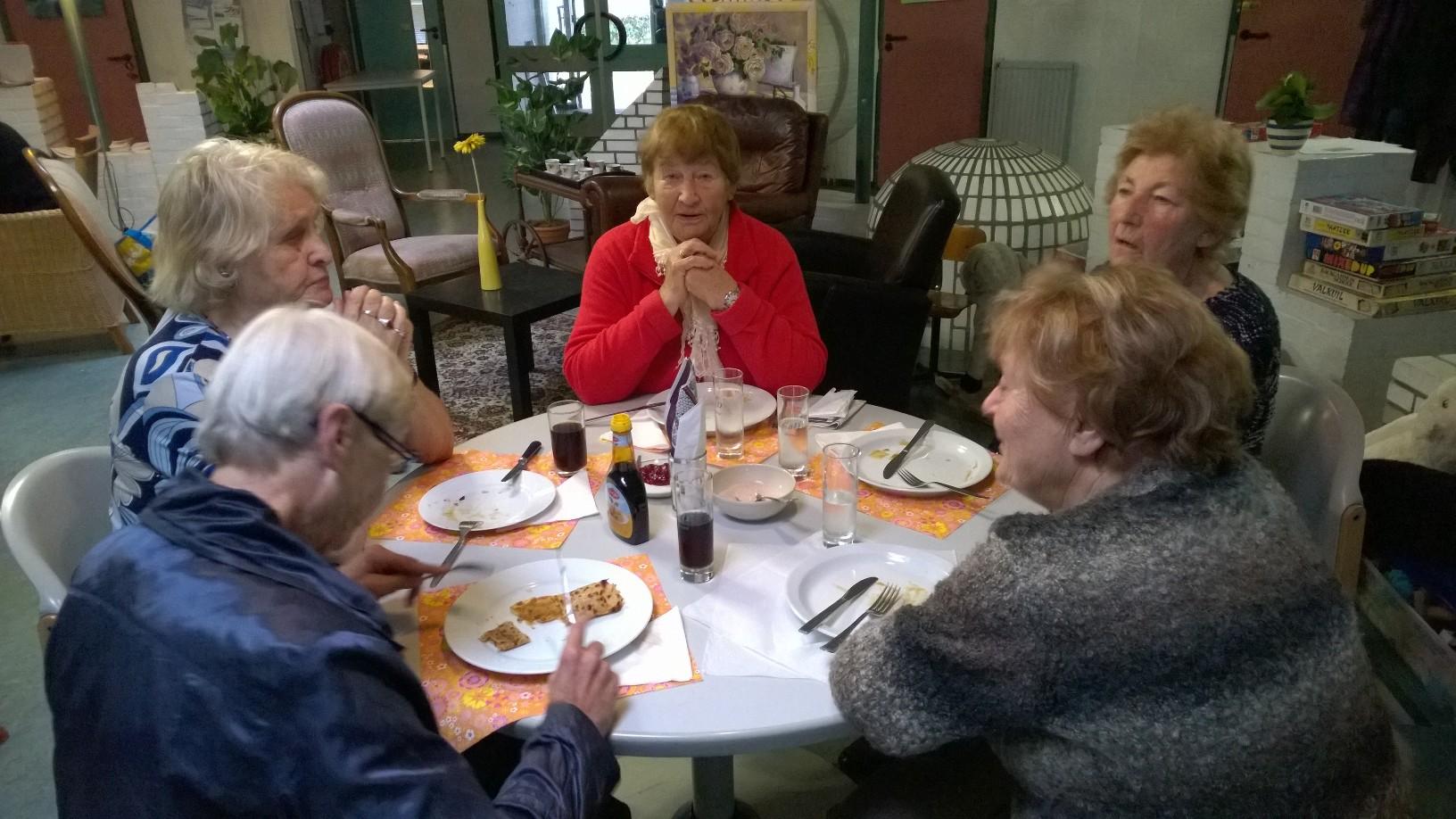 pannenkoeken eten Haarlem buurthuis