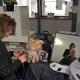 kapper Kim van Hex hairstyling Haarlem
